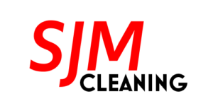 SJM cleaning logo